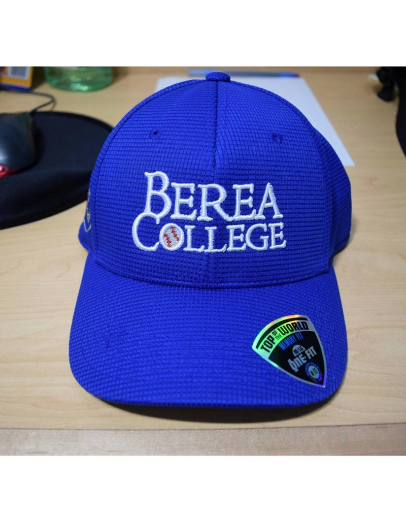Top of the World Headware Berea College Baseball Cap