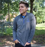 Colosseum Men's Grey 1/4 Zip Pullover