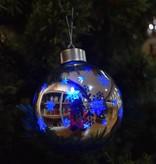 Light-Up Snowflake Ornament