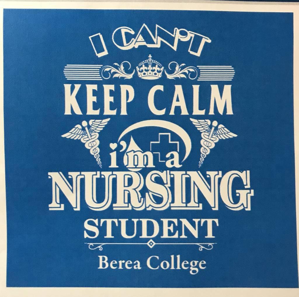 JF Sales Berea Nursing Student T-Shirt
