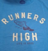 Life is Good Life is Good® Runners T-Shirt