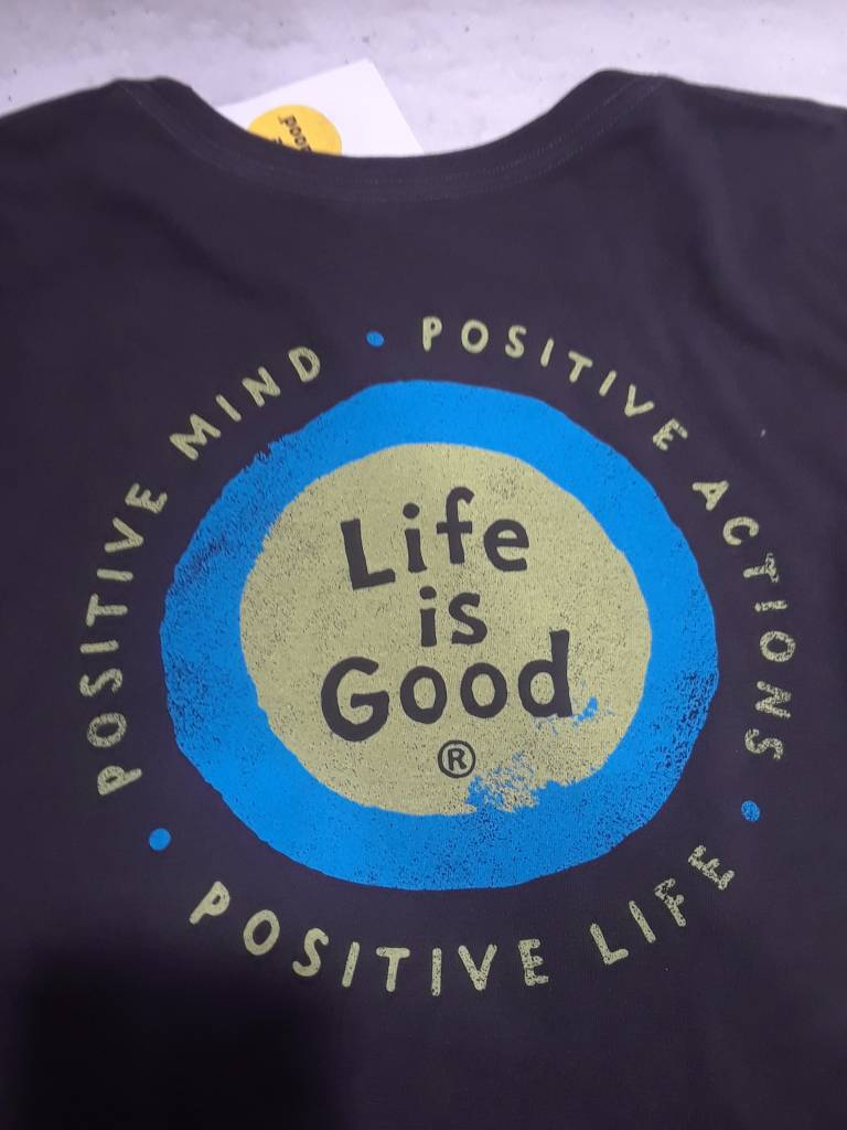 Life is Good Believe Life is Good T-Shirt