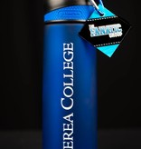 The Fanatic Group Berea College Blue Frosted  Water Bottle
