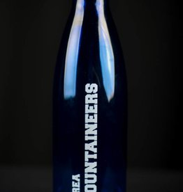 The Fanatic Group Water Bottle, Blue, Transparent, Berea Mountaineers