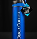 The Fanatic Group Blue Stainless Steel Water Bottle