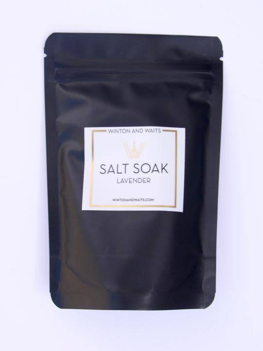 Travel Salt Soak-