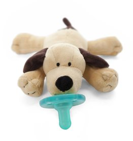 WubbaNub WubbaNub Brown Puppy Pacifier