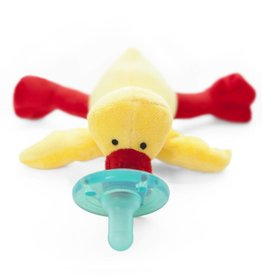 WubbaNub WubbaNub Baby Yellow Duck Pacifier