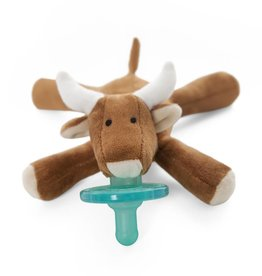 WubbaNub WubbaNub Longhorn Bull Pacifier