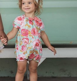 Persnickety Pocket Full of Posies Lyla Romper