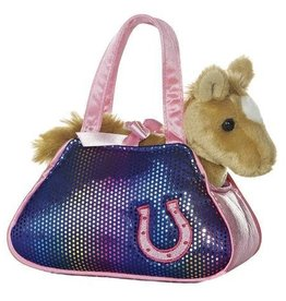 Aurora Betsy Bling Pet Carrier Purse