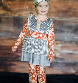 Giggle Moon Wall of Jasper Bathsheba Tunic & Legging