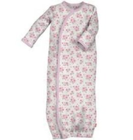 Magnificent Baby Magnetic Kensington Floral Gown, NB/3M