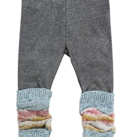 Mimi & Maggie First Frost Scrunchy Legging Multi