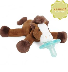 WubbaNub Boxed Horse Paci (Limited Edition)