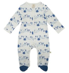 Tiny Twig Arctic Dream LS Snap Growsuit