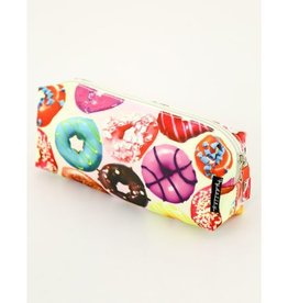 Fydelity Print Pencil Pouch Donuts