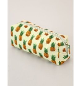 Fydelity Print Pencil Pouch Pineapple