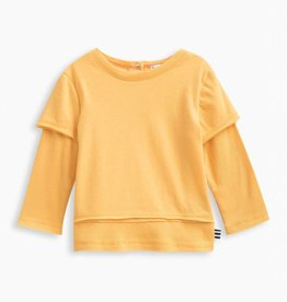 Splendid Seasonal Basic 2-Fer Top Yellow