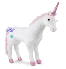 Melissa & Doug Giant Unicorn Plush