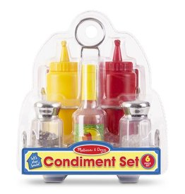 Melissa & Doug Condiments Set