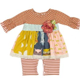 Haute Baby Ginger Willow Coverall