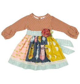 Haute Baby Ginger Willow Dress