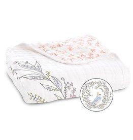 Aden & Anais Birdsong Noble Nest Classic Dream Blanket