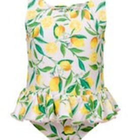 Snapper Rock International Lemon Skirt Swimsuit