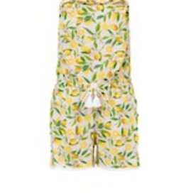 Snapper Rock International Lemon Jumpsuit