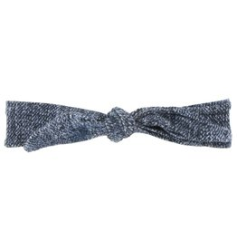 Kickee Pants Bow Headband Denim