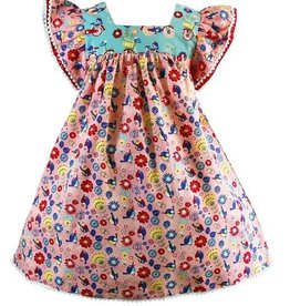 Little Miss Marmalade Joyride Happy Dress