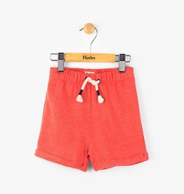 Hatley Fire Corallium Mini Pull-On Shorts