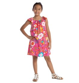 Masala Baby English Garden Pink Dress