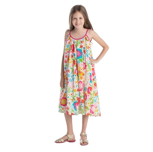 Masala Baby English Garden Multi Dress