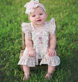 Haute Baby Sweet Pea Romper