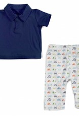 Magnificent Baby Bikes Modal Polo Shirt & Pant