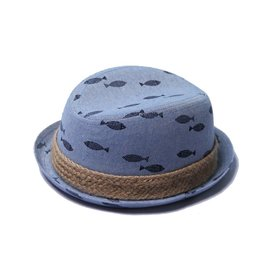 Fore!! Axel & Hudson Fish Fly Fedora