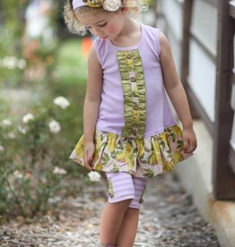 Giggle Moon Lemon Love Mabel w/ Capri Legging