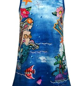 Truly Me Blue Under the Sea Dress