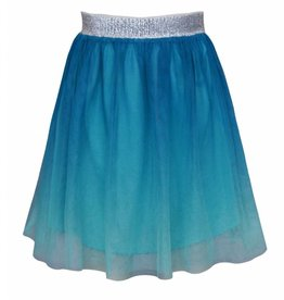 Truly Me Green Ombre Skirt