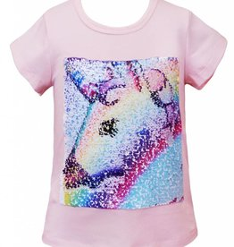 Truly Me Pink Unicorn Shirt