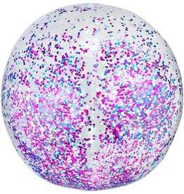 Three Cheers for Girls! Confetti Beach Ball