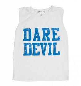 Joah Love Daredevil White Muscle Tank