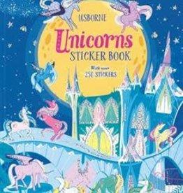 Usborne Unicorns Sticker Book