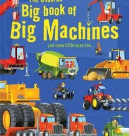 Usborne Big Book of Big Machines