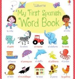 Usborne My First Spanish Word Book IR