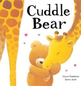 Usborne Cuddle Bear Book