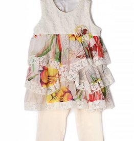 Isobella & Chloe Butterfly Breeze 2 Piece Set