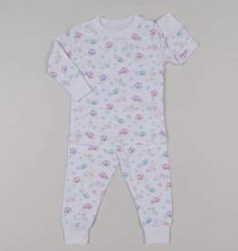 Kissy Kissy What A Hoot Print Pajamas